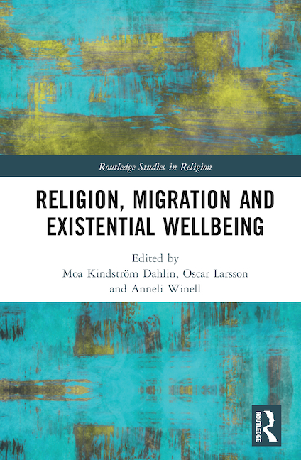 Digital Book release: Religion, Migration and Existential Wellbeing